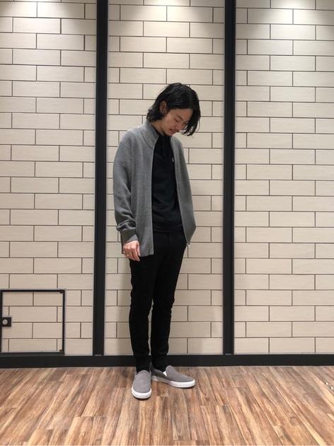 [ROSSO ソラリアプラザ福岡店][田口 賢太郎]