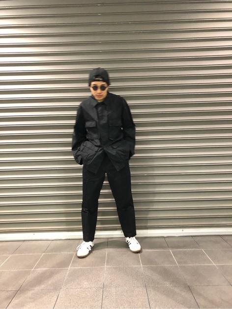 [URBAN RESEARCH 札幌ステラプレイス店][西尾 侑]