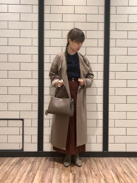 [ROSSO ソラリアプラザ福岡店][yatabe natsumi]