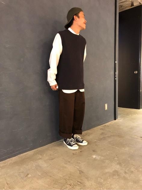 [DOORS 渋谷モディ店][中野  昴]