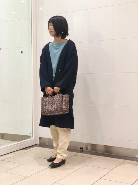 [URBAN RESEARCH 金沢百番街Rinto店][福山 ゆきな]
