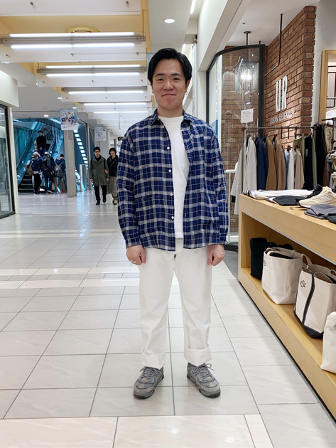 [URBAN RESEARCH 札幌ステラプレイス店][空哉・スカイウォーカー]