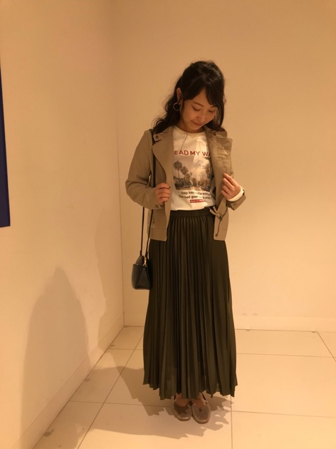 [URBAN RESEARCH Store 近鉄あべのハルカス店][平松 良美]