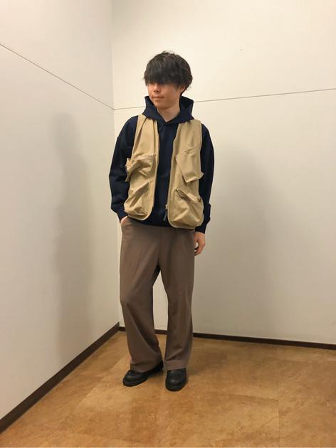 [warehouse 三井アウトレットパーク幕張店][あさのん]