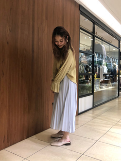 [URBAN RESEARCH ルミネ新宿店][小谷 今日花]