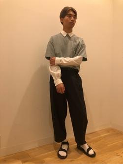 [中川 泰我]