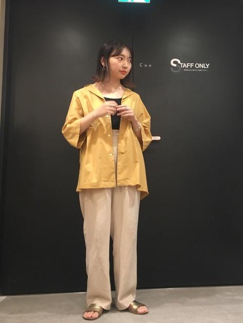 [URBAN RESEARCH 福岡パルコ店][綾音]