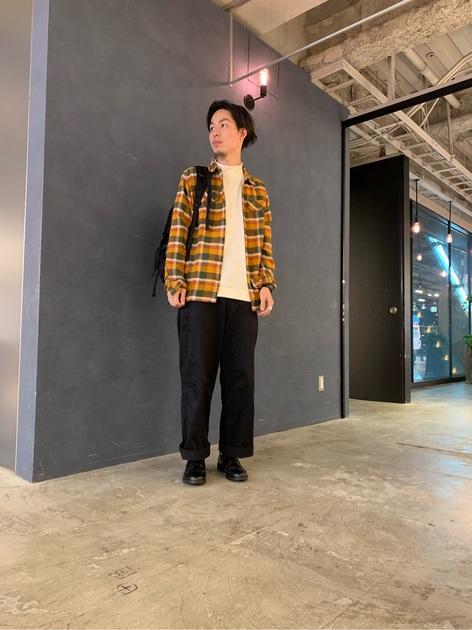 [DOORS 渋谷モディ店][西野 佑弥]