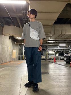 [URBAN RESEARCH 三宮店][西山 青輝]