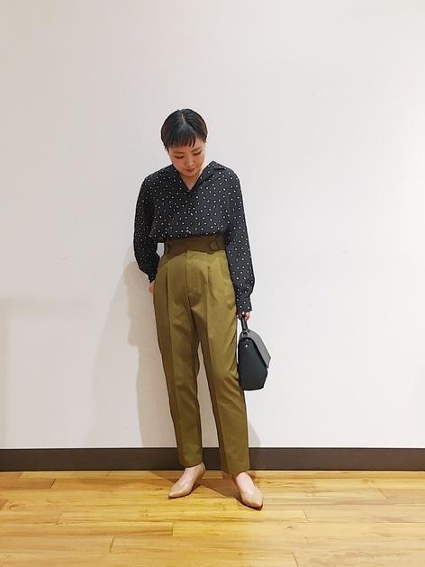 [URBAN RESEARCH ららぽーとEXPOCITY店][ウエマツ アユミ↗︎]