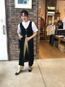 [warehouse 163店][立石 鈴乃]