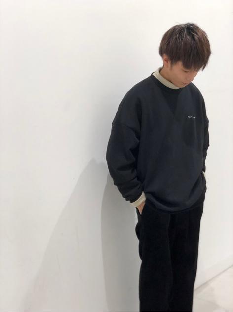 [SENSE OF PLACE 高崎オーパ店][松本 秀太]