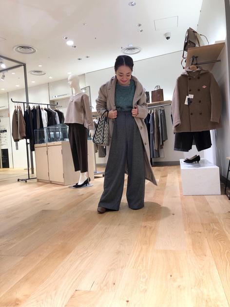 [URBAN RESEARCH Store パルコヤ上野店][makiko]