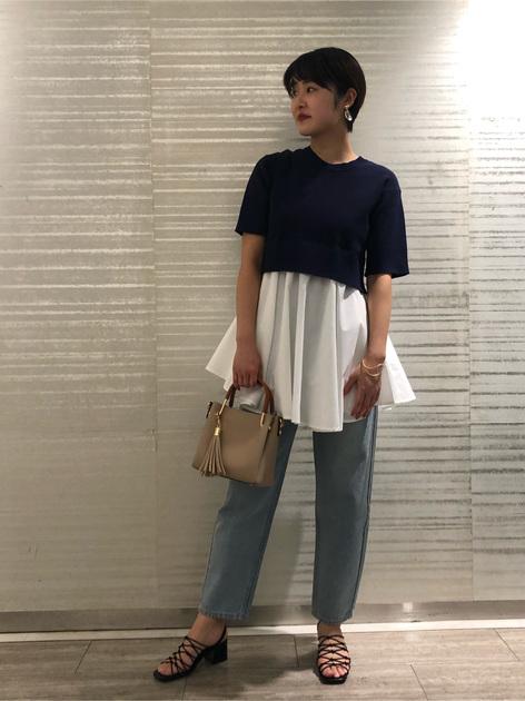 [SENSE OF PLACE 東急プラザ蒲田店][Hana Miyakoshi]