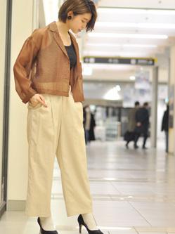[URBAN RESEARCH 札幌ステラプレイス店][いの]