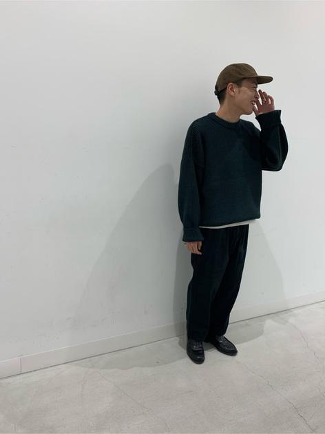 [SENSE OF PLACE 高崎オーパ店][新井 潤哉]