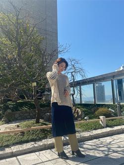 [中川 南望]