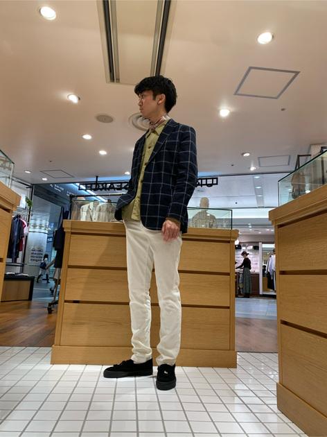 [URBAN RESEARCH 名古屋ユニモール店][金澤  真弥]