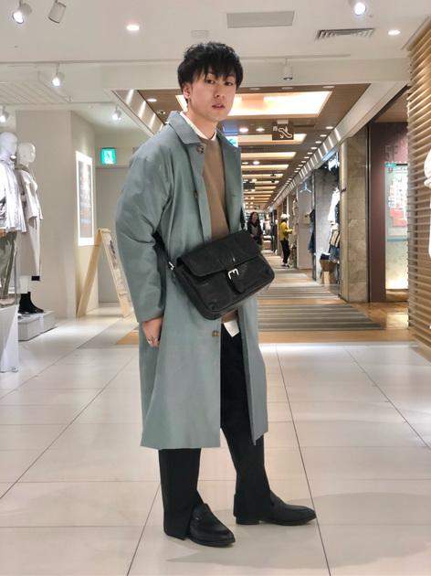 [SENSE OF PLACE 天王寺ミオ店][ryota]