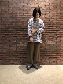 [東 奈々]