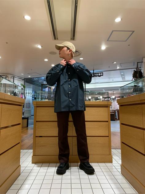 [URBAN RESEARCH 名古屋ユニモール店][早川 烈央]