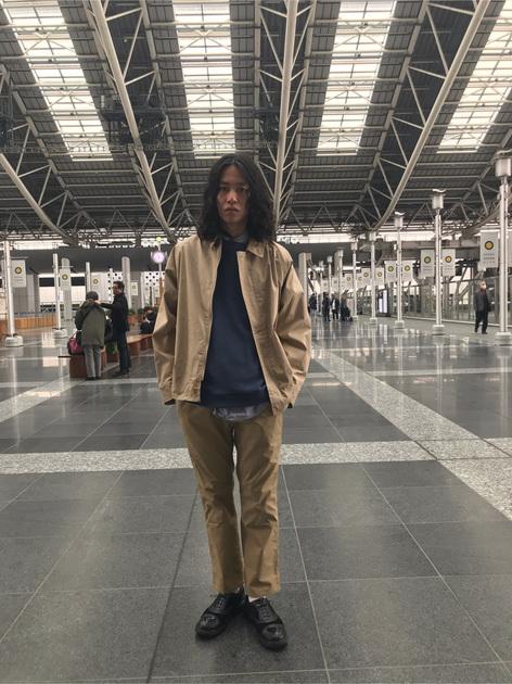 [URBAN RESEARCH Store ルクア大阪店][Chikara]