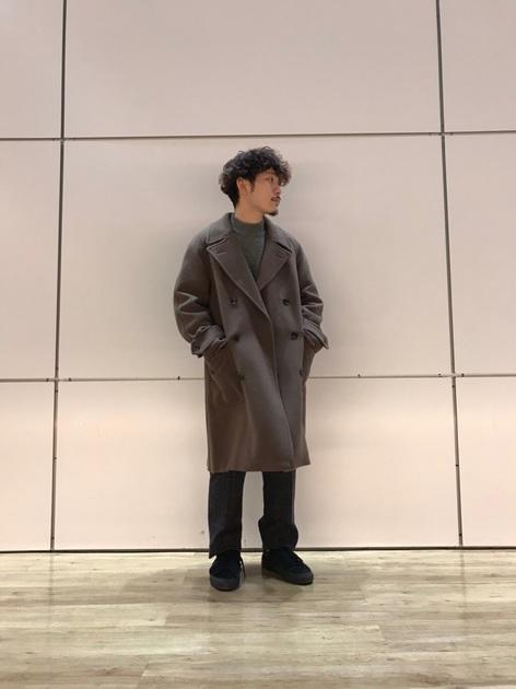 [URBAN RESEARCH エスパル仙台店][小熊 翔太]