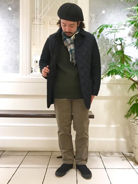 [DOORS 京都藤井大丸][内山田 翔]