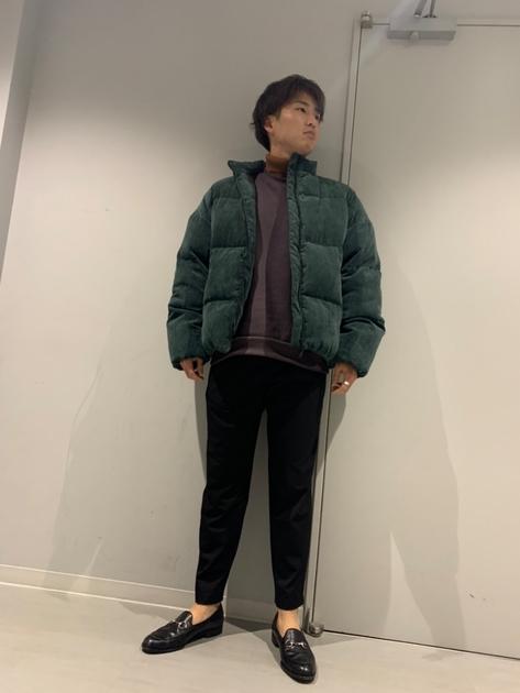 [SENSE OF PLACE グランフロント大阪店][二宮 けいすけ]