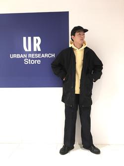 [URBAN RESEARCH Store 近鉄あべのハルカス店][山口 達也]