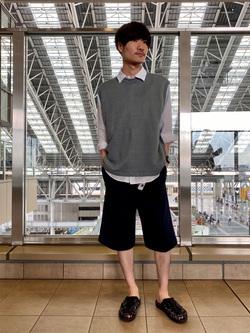 [URBAN RESEARCH Store ルクア大阪店][菅野 健志]