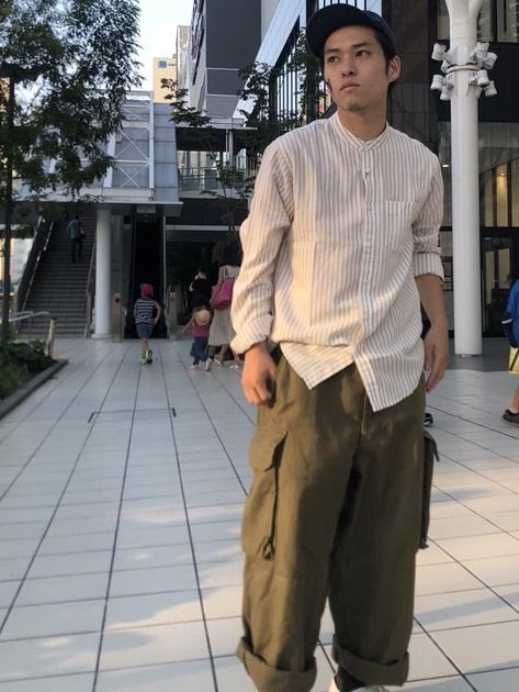 [URBAN RESEARCH Store イオンモール岡山店][Ando Daichi]