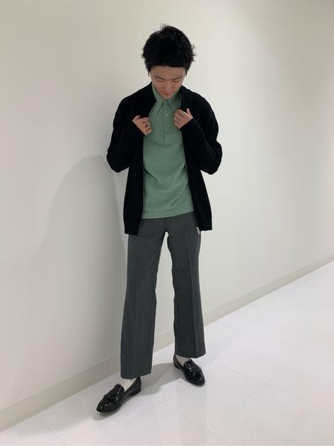 [URBAN RESEARCH Store パルコヤ上野店][佐藤 和輝]