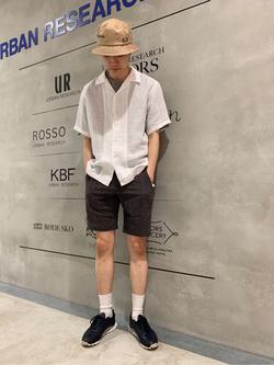 [URBAN RESEARCH Store パルコヤ上野店][カズキンマン]