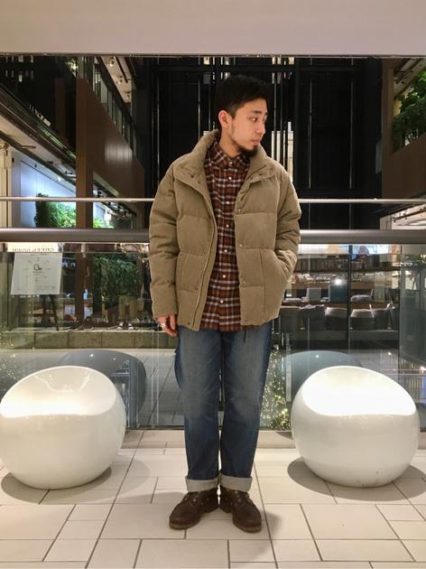 [DOORS ソラリアプラザ天神店][福本 開]