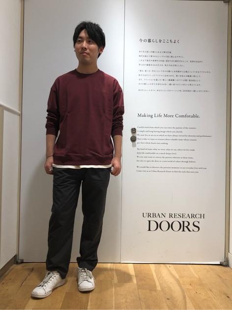 [DOORS アクアシティお台場店][佐藤 翔]