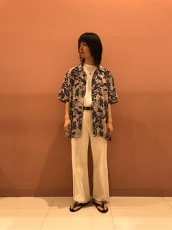 [SENSE OF PLACE 沖縄PARCO CITY店][大嶺 海斗]