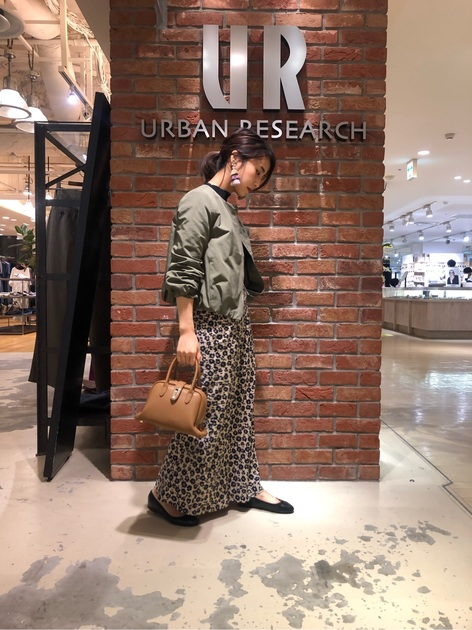 [URBAN RESEARCH 名古屋パルコ店][なかしま]