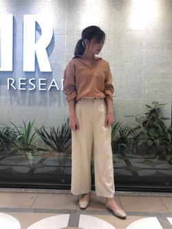 [URBAN RESEARCH 天王寺MIO店][Reina ]
