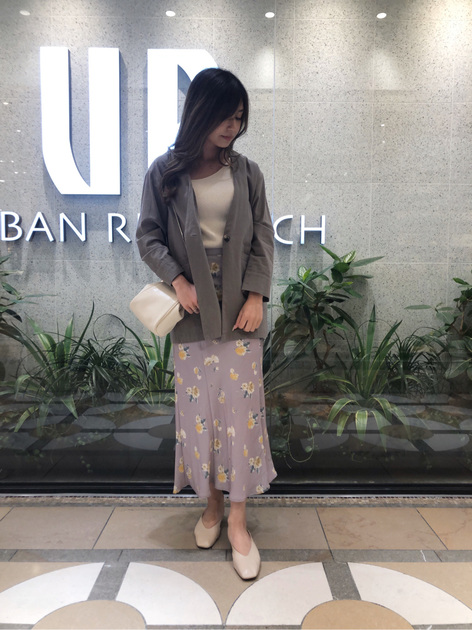 [URBAN RESEARCH 天王寺MIO店][Reina Shibata]
