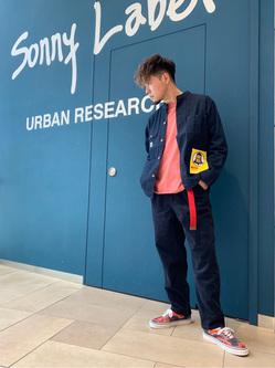 [Sonny Label コクーンシティ さいたま新都心店][西村 瑞貴]