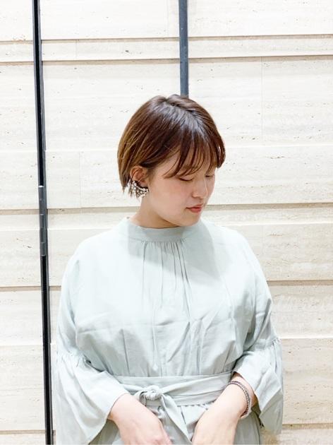 [URBAN RESEARCH 札幌ステラプレイス店][阿部 里美]