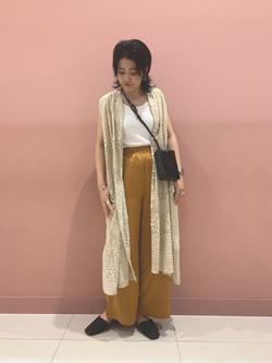[SENSE OF PLACE 沖縄PARCO CITY店][CHIBANA]