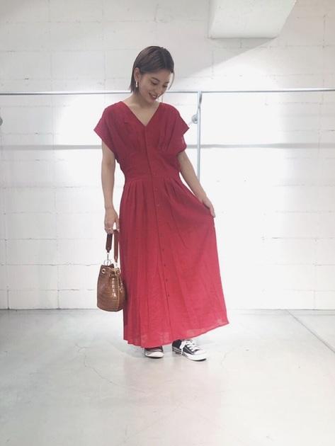 [URBAN RESEARCH Store 心斎橋店][服部 幸花]