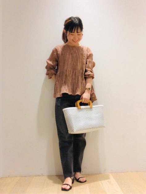 [URBAN RESEARCH 京阪モール店][西野きよ]