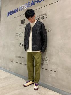 [URBAN RESEARCH Store パルコヤ上野店][エノモト]