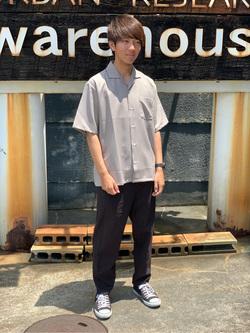 [warehouse 東大阪店][あおたきたかお]