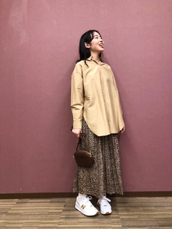 [URBAN RESEARCH 神南店][小西 紗弥]
