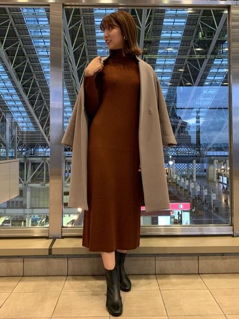 [URBAN RESEARCH Store ルクア大阪店][YOSHII HITOMI]