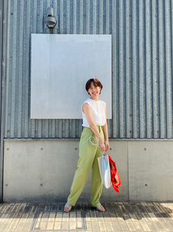 [ KBF 本部][角田 彩実]